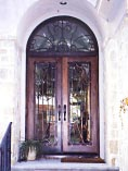 Martrans Iron Entry Doors