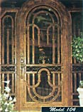 Designer Iron Doors