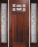 American Craftsman Door CMB-2