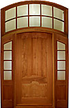 Caletta Single Front Entry Doors