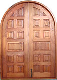 Chianti Multi-Panel Double Doors