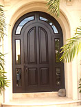 4-Panel Surround Entry