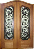 Texan Iron Grill Door