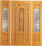 UE-525-CP Carved Door