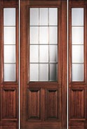 Portobello 12 Light 8' 2/3 French Doors