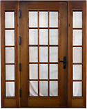 Zuragosa French Glass Doors