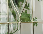 Clear Beveled Glass