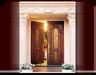 Custom Glass Entryways, Doors, Sidelights, Transoms and Windows