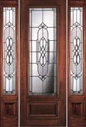 Eight Foot Square Lite Doors