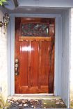 Sculptured Wood Doors