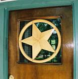 Star Circle Sculptured Doors