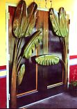 Eagle Single Sculptured Doors