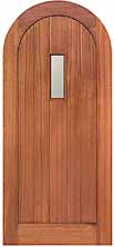 Cottage Wood Speakeasy Doors - MA6711A