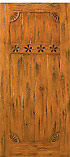 Plank Wood Doors - Carved SW-74
